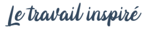 logo le travail inspire